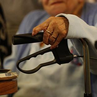 Nearly a third of older people with care needs do not receive crucial help, according to a study.