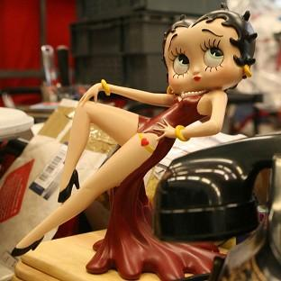 Simon Cowell is backing a new project to revive Betty Boop