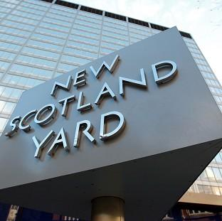 Scotland Yard say the 19-year-old has been charged