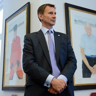 Jeremy Hunt said patients and families should not have to deal with the added stress of unfair p