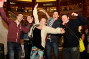 Student Night at intu Trafford Centre goes from strength to strength.