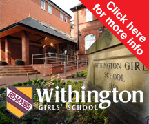 Messenger Newspapers: withington girls school feature