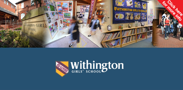 Messenger Newspapers: withington girls school leader