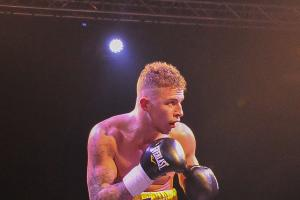 Sale boxer gets up off the canvas to win his latest fight