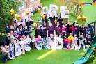 In a class of its own - Elmscot staff and children celebrate its Ofsted success