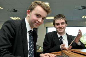 Oxbridge offers for two St Ambrose students