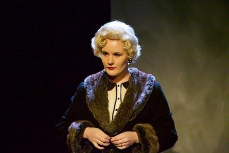 Impressive - Kate Millington as Ruth Ellis