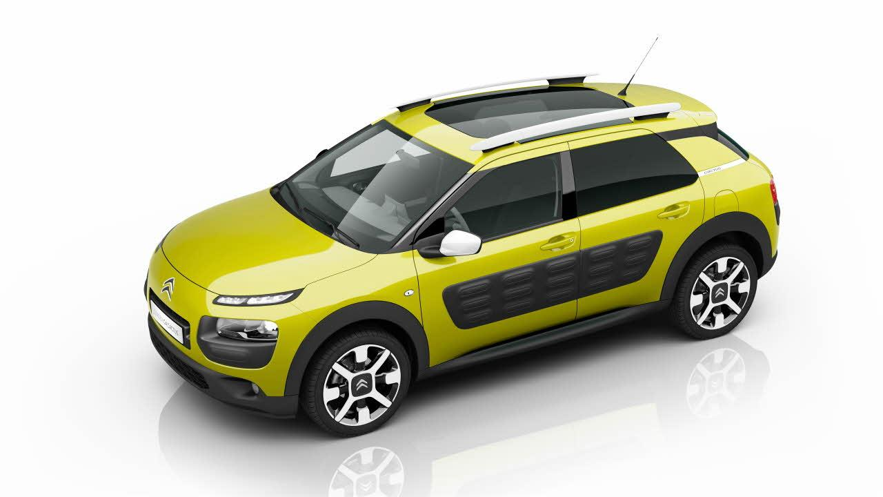 8 things you may not know about the Citroen C4 Cactus