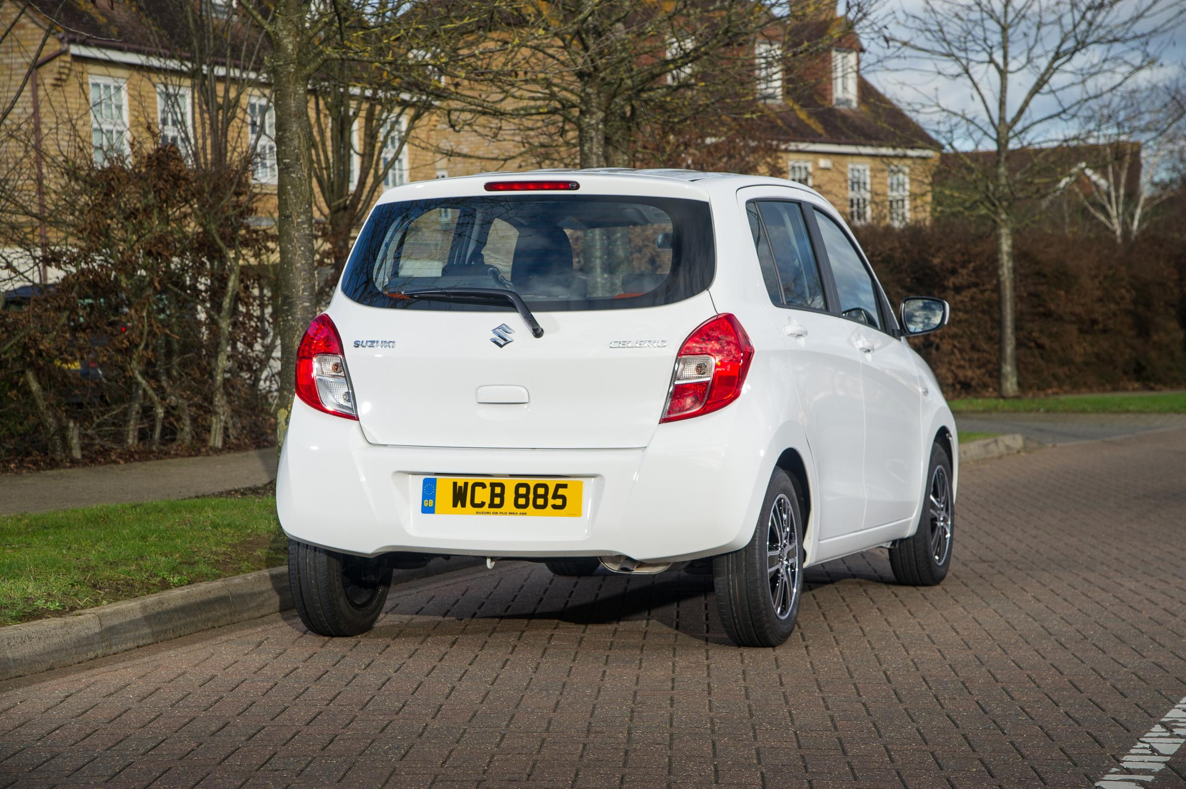 Five things you may not know about the Suzuki Celerio