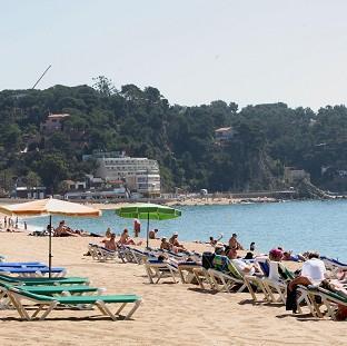 Periódicos Messenger: Loret de Mar en la Costa Brava, España, donde dos mujeres británicas nadan hasta morir a medianoche