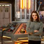 Messenger Newspapers: Game Of Thrones star Maisie Williams: Working on Doctor Who was 'a joy'
