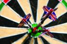 DARTS: Cringlewood win to sit second