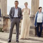 Messenger Newspapers: Hugh Laurie loved playing a baddie in new Tom Hiddleston BBC series The Night Manager