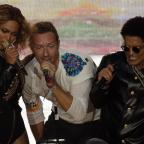 Messenger Newspapers: Beyonce, Coldplay and Bruno Mars performed at the Super Bowl and it was EVERYTHING