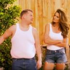 Messenger Newspapers: Video: Cindy Crawford and James Corden have hilariously remade a famous advert