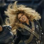 Messenger Newspapers: Beyonce almost fell on stage at the Super Bowl - but recovered flawlessly