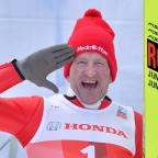 Messenger Newspapers: The Jump's celebrities are not practising enough, according to Eddie the Eagle