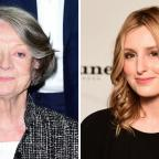 Messenger Newspapers: Can you see the likeness between Maggie Smith and Laura Carmichael? The Downton Abbey casting director certainly could