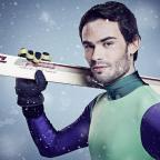 Messenger Newspapers: The Jump loses FOURTH contestant to injury as Mark-Francis Vandelli fractures ankle