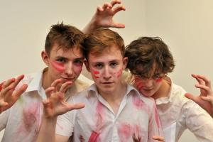 Ambrose descends into blood letting madness for classic Lord of the Flies