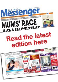 Messenger Newspapers: Sale and Altrincham Messenger Paper