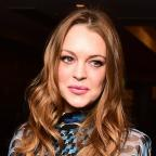 Messenger Newspapers: Lindsay Lohan is not engaged to Russian boyfriend
