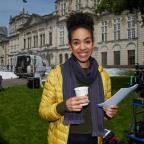 Messenger Newspapers: Pearl Mackie has started filming Doctor Who and fans on social media are so excited