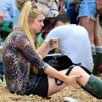Messenger Newspapers: Sombre mood at Glastonbury as revellers digest EU poll result