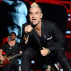 Messenger Newspapers: Robbie Williams's Glastonbury throwback photo will take you straight back to the 90s