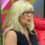 Messenger Newspapers: Samantha Fox reveals she was 'nearly blinded' by Bear in scenes cut from the Celebrity Big Brother