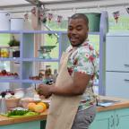 Messenger Newspapers: Everyone was really happy Selasi survived another week on Bake Off for one reason in particular