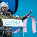 Messenger Newspapers: Bob Geldof has some very strong words to say about Donald Trump
