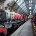 Messenger Newspapers: The Wizarding World of Harry Potter - Hogwarts Express at Universal Orlando Resort.