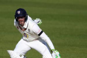 Keaton Jennings overcomes false starts to make century for England on debut