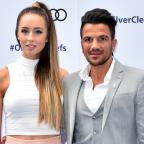 Messenger Newspapers: Peter Andre reveals his baby son's name and it's super-cute