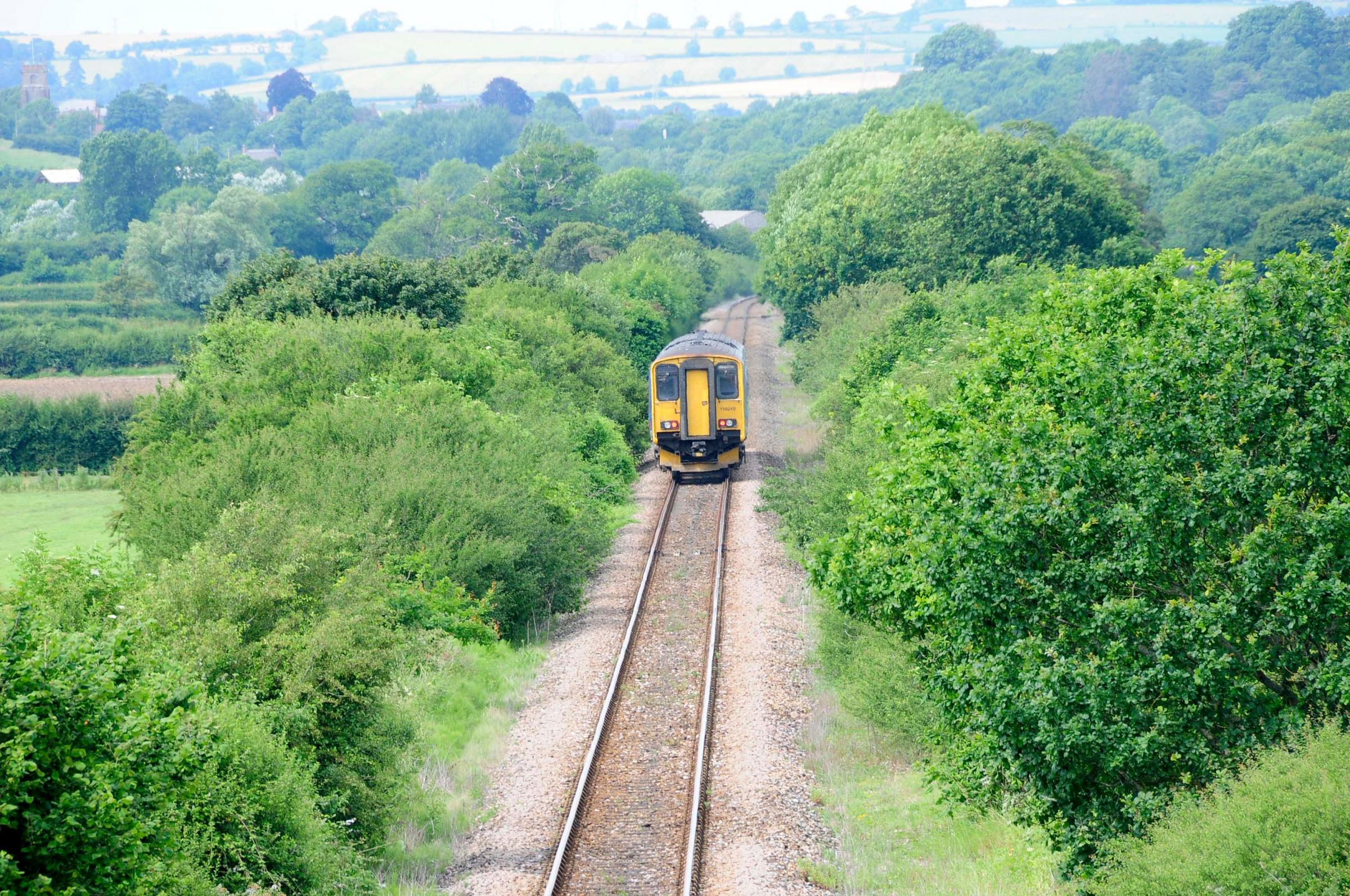 Full Steam Ahead For Railway Society Messenger Newspapers