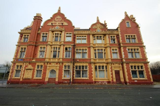 Trafford Park Hotel was sold for just shy of £900,000
