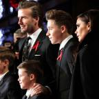 Messenger Newspapers: The Beckham ski trip looks like the best family holiday