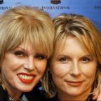 Messenger Newspapers: Watch Jennifer Saunders and Joanna Lumley in Absolutely Fabulous in six different languages