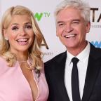 Messenger Newspapers: Holly Willoughby teases Phillip Schofield over his 'horrible' holiday in Dubai