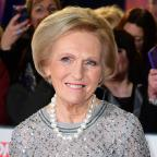 Messenger Newspapers: Mary Berry advises Bake Off contestants: Keep the tears in check