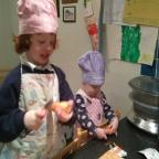 Messenger Newspapers: The children show their cooking skills