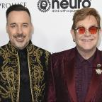 Messenger Newspapers: Sir Elton John celebrates 70th birthday at Los Angeles showbiz party