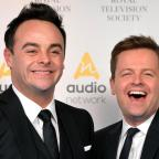 Messenger Newspapers: Ant and Dec fend off tough competition to top Saturday night's TV ratings