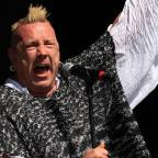 Messenger Newspapers: Sex Pistols star Johnny Rotten has weighed in on Brexit and Trump