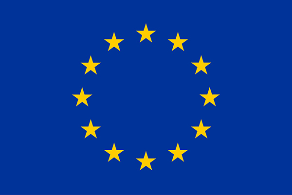 The European flag.