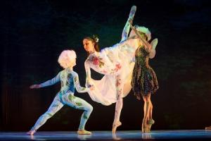 The award-winning Ballet Cymru are coming to Sale