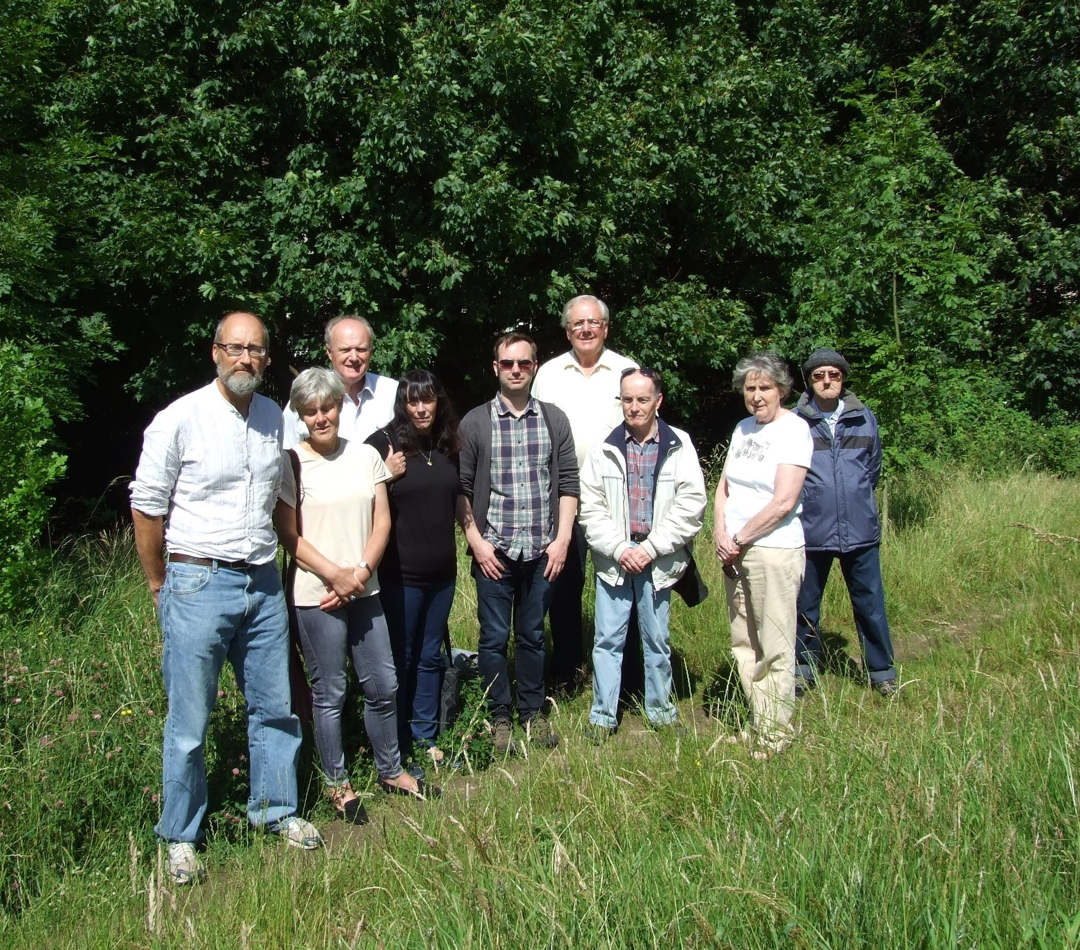 Urmston Meadows campaign group