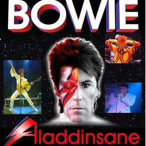 Aladdinsane (UK's No.1 Bowie Tribute)