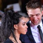 Messenger Newspapers: Robert Pattinson and FKA Twigs